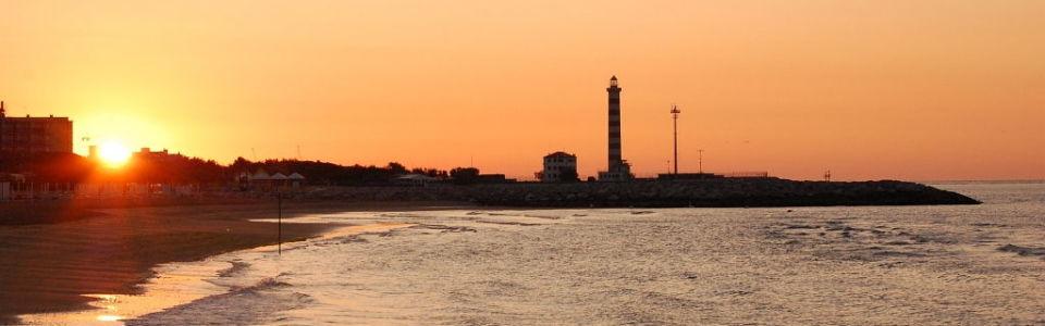 italien-venetien-cavallino-strand-sonnenuntergang